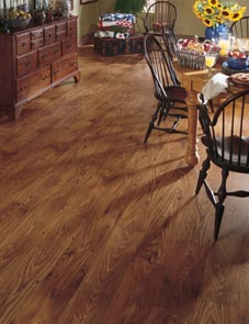 Hardwood Flooring in Chandler, AZ.