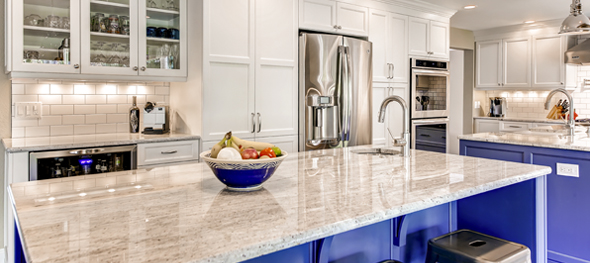 Granite Countertops U2013 You Simply Canu0027t Go Wrong By Choosing To Place  Classic Granite Countertops In The Kitchen Or Bathroom. Its Timeless  Appearance And ...