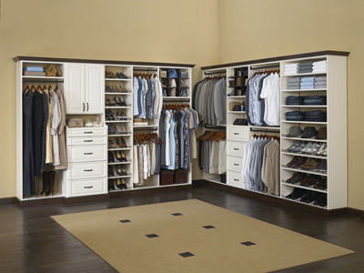 Types Of Closet Storage Systems