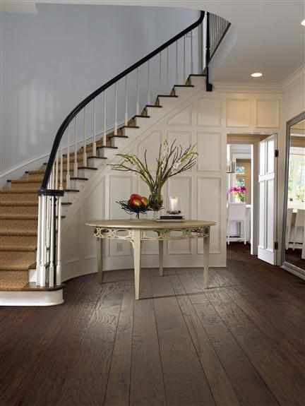 Luxury Vinyl Plank Flooring in Chandler, AZ.